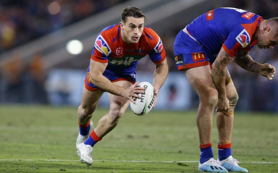 Connor Watson hooking in early to secure starting spot and new deal
